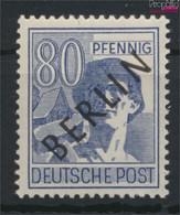 Berlin (West) 15 Postfrisch 1948 Schwarzaufdruck (9532233 - Neufs