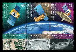 Israel.2021.Remote Sensing Satellites In Israel.3 V. ** . - Asia