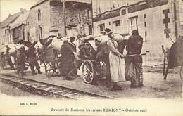 - 08  -  Occupation Allemande 1914/18  -  RUMIGNY  -  Evacués De BANOGNE  -  Octobre 1918 - Unclassified