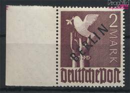 Berlin (West) 18 Postfrisch 1948 Schwarzaufdruck (9532237 - Neufs