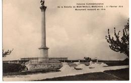 Montmirail-  Colonne Commemorative - Montmirail