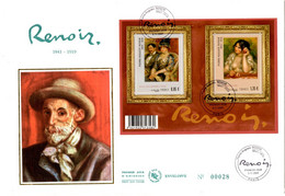 FDC PJ Bloc Renoir 2009 Paris - 2000-2009