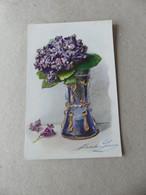 Madeleine Lemaire Violettes De Parme Lapina 2470 - Bloemen