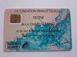 F77 SC4 50U 06/89 Chapelle Royale - 1989