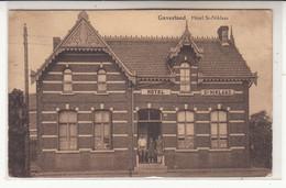 Carte GAVERLAND Hôtel  St Niklaas - Beveren-Waas