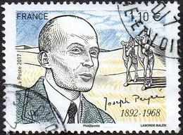 France Oblitération Cachet à Date N° 5178 - Joseph Peyré, écrivain - Oblitérés