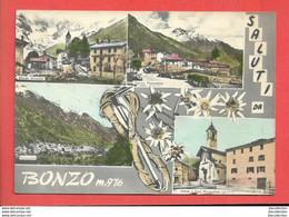 Bonzo (TO) - Non Viaggiata - Autres Villes