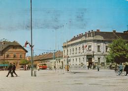 Osijek - Tram Strassenbahn 1969 - Kroatien