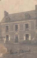 36 Ambrault, Carte Photo , Maison Gluxiette - Autres Communes