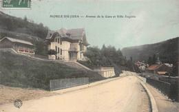 Morez Bauer Colorisée Villa Eugénie - Morez