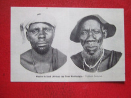 "MALAWI - "" MISSION DE SHIRE ( AFRIQUE DES PERES MONTFORTINS ) - VIEILLARDS INDIGENES "" - Malawi"