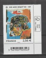 FRANCE / 2021 / Y&T N° 5469 ? ** : Oeuvre De Jean-Michel Basquiat X 1 CdF Inf D FSC - Unused Stamps