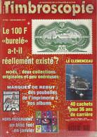 TIMBROSCOPIE  N° 152 + SOMMAIRE - Francesi (dal 1941))