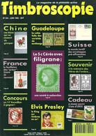 TIMBROSCOPIE  N° 103 + SOMMAIRE - Francesi (dal 1941))