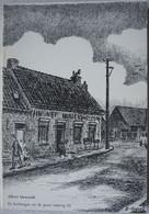 Boek HERBERGEN Jaar 20' Café Estaminet Ramskapelle Oostkerke Lo Pollinkhove Lombardsijde Kaaskerke Reninge Schore - Geschichte