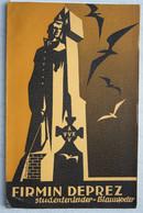 Boek ABL 1914-18 Firmin Deprez Uit Kortemark Leuven 16de Linie Rgt Ijzer Belgische Leger Noordschote Oostvleteren WO1 - Weltkrieg 1914-18