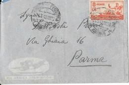 8-AFRICA ORIENTALE ITALIANA1,75-BUSTA SPEDITA DA ASMARA PER PARMA 1940 - Ethiopia