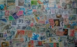LOT DE 150 TIMBRES DE FRANCE OBLITÉRÉS - Collezioni