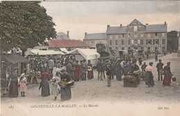 76 Gonneville La Mallet. Le Marché - Otros Municipios