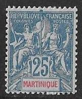 MARTINIQUE Groupe N°47 **   Neuf Sans Charnière MNH - Ungebraucht