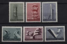 2660 Yugoslavia 1974 DEFINITIVE MONUMENTS MNH - Neufs