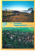 Usedomer Fluggesellschaft, Heringsdorf/Garz - Non Classificati