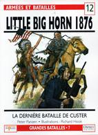 Osprey Del Prado N°12 Little Big Horn 1876 - French