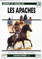 Osprey Del Prado N°28 Les Apaches - French