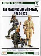 Osprey Del Prado N°5 Les Marines Au Viêt-Nam 1965-1973 - French