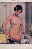 Convoitise Par Mlle R.-M. GUILLAUME - Salons De Paris - NU EROTISME - Chien Journal - - Unclassified