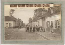 CPA - (62) FREVENT - Aspect De L'entrée Du Bourg Par La Rue D'Hesdin En 1938 - Otros Municipios