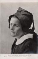 Femme De L'Ile De Sein Par H. GUINIER - Cercle Artistique Et Littéraire 1909 - - Unclassified