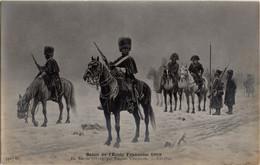 En Russie (1812) Par Eugène CHAPERON - Salon De L'Ecole Française 1909 - Napoléon - - Unclassified