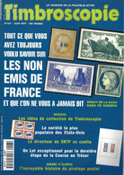 TIMBROSCOPIE  N° 147 + SOMMAIRE - Francesi (dal 1941))
