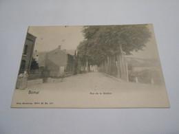 BOMAL   Rue De La Station  Animée - Durbuy