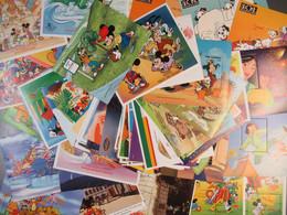 Disney 80 Diff. Blocks, Disney 80 Verschiedene Blöcke - Disney