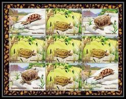 564 MNH ** Bloc Tortues Tortue Turtle Turtles - Schildkröten