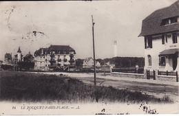2735312Le Touquet, Paris Plage 1910 (voir Coins) - Le Touquet