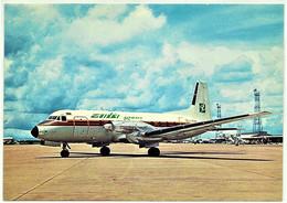 ZAMBIA Airways - Hawker Siddeley Aviation Ltd. - HS748 SERIES 2A - 1946-....: Era Moderna