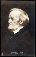 E8356 - Wagner Richard Künstlerkarte - Artisti