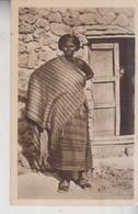 ERITREA LA MOGLIE DI UN CAPO 1937 - Erythrée