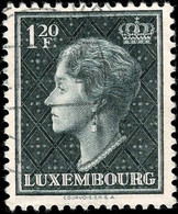 Luxembourg, Luxemburg 1953 Grande-Duchesse Charlotte 1,20F Neuf MNH** Val.catalogue:1,20€ - Unused Stamps