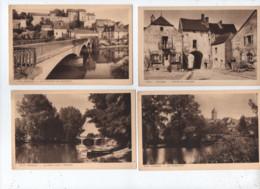 8 Cartes - Pesmes  -   [70] Haute Saône - Pesmes