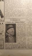DOMENICA DEL CORRIERE 1923 GUARDIAREGIA LEONCAVALLO MUSICISTA - Sin Clasificación