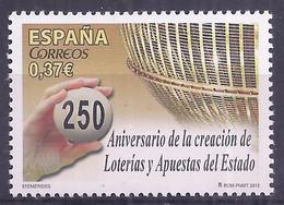 Spain 2013. Loterias Del Estado. Ed: 4821 Mnh(**) - 2011-... Nuovi & Linguelle