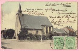 Turnhout - Chapelle De St. Théobald - 1906 - Uitg.Jacobs-Brosens - Turnhout