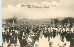 78* VERSAILLES Signature De La Paix 1919   RL09.0117 - Versailles