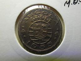Portuguese Angola 50 Centavos 1955 - Portugal