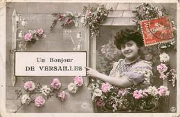 78* VERSAILLES Un Bonjour         RL09.0274 - Versailles