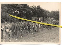 51 060 MARNE ENVIRONS DE ST SOUPLET CHAMPAGNE SOLDATS ALLEMANDS ET PRISONNIERS FRANCAIS  1940 - Autres Communes